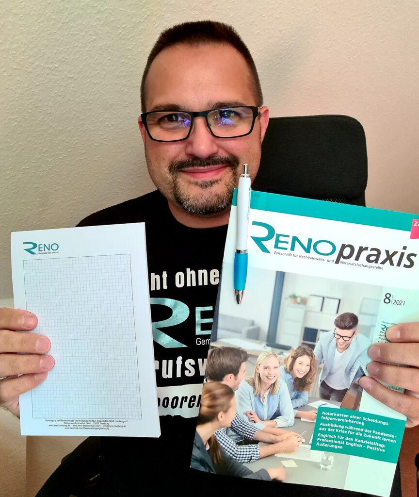 Reno Praxis 8/2021 kostenlos abfordern
